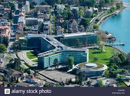 siège nestlé siège social de nestlé à vevey vaud suisse banque d images photo