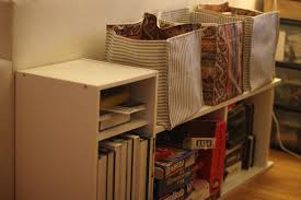 diy dvd storage fabric boxes the sweatshop of love blog