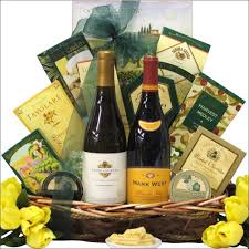 wine and cheese gift baskets savory selections gourmet wine cheese gift basket select two wines