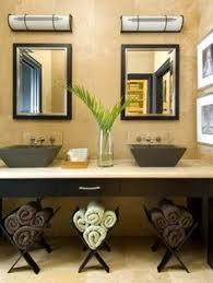 Towel Storage For Bathroom by Diy Decorative Bath Towel Storage Inspiration Using Two Drapery