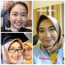 Jasa Make Up Artist 081 215 689 440 makeup artist di bagus dan murah rahma