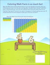 meet the math facts addtn coloring book lvl 2 065986 details