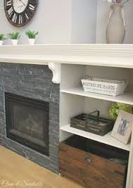 How To Finish A Fireplace - how to install a marble hearth and wooden fireplace surround