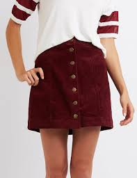 corduroy skirts corduroy button up skirt russe russe