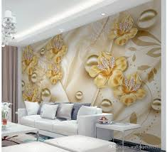 jewelry flowers 3d aesthetic tv background wall mural 3d wallpaper jewelry flowers 3d aesthetic tv background wall mural 3d wallpaper 3d wall papers for tv backdrop