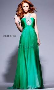 emerald green and kelly green are perfect colours for someone with