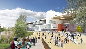 design build magazine uk plans for university of northton s new cus in uk move forward