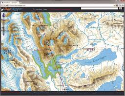 free topographic maps for hiking dzjow s adventure log