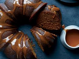 porter bundt cake with whiskey caramel sauce recipe courtney
