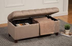 Safavieh Amelia Tufted Storage Ottoman Chair Tufted Storage Bench Types Tufted Storage Bench U2013 Home