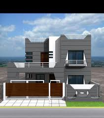 home design for 7 marla 5 marla and 7 marla model house design has been launched yasin