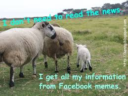 Sheeple Meme - random thoughts notes incidents come to meme