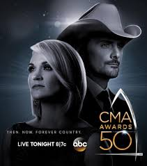 the 50th annual cma u0027s are tonight maybe the legendary