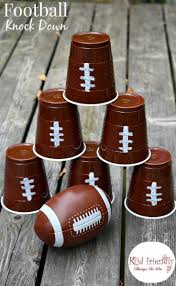 Thanksgiving Party Games Kids Best 20 Football Party Games Ideas On Pinterest Football Party