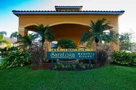 3 Bedroom Resort In Kissimmee Florida Best Western Premier Saratoga Resort Villas Updated 2017 Prices