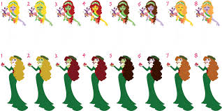 winter color schemes persephone spring and winter color schemes by the manga goddess on