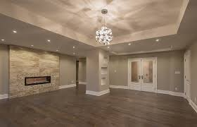 basement design basement transitional with wood plank sierra tahoe