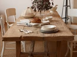 rustic dining room ideas farm table design ideas beautiful solid wood dining tables