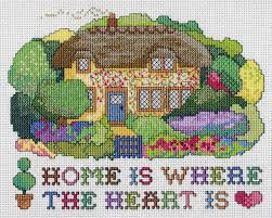 Home Patterns by Home Is Where The Heart Is Designed By Jan Eaton From Tom