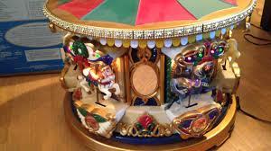 christmas carousel 1994 mr christmas carousel