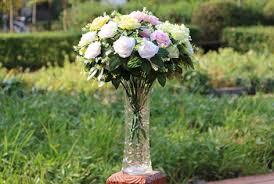 Artificial Flowers Cheap Head Flower Cheap Wholesale Artificial Flowers Big Rose Flower