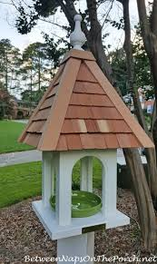 lazy hill farm feeder a beautiful accent piece for the garden