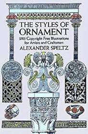 handbook of ornament dover pictorial archive franz sales meyer