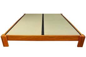 Bed Pit Tatami Mats Soaring Heart Natural Bed Company