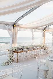 wedding reception decor 30 chic wedding tent decoration ideas deer pearl flowers