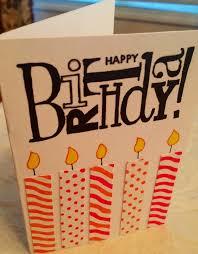 cool homemade birthday cards best 25 diy birthday cards ideas on