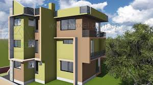 Nepal House Design Photo