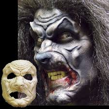Wolfman Halloween Costume Halloween Masks Appliances Mostlydead