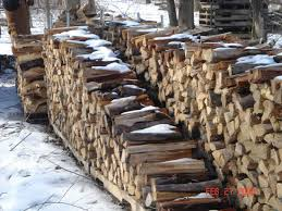 firewood for sale at nodaway valley tree farm