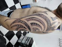 biomechanical tribal finished picture at checkoutmyink com
