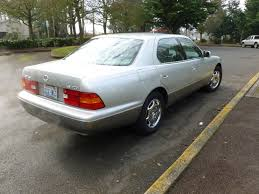 toyota lexus 2000 2000 lexus ls 400 information and photos zombiedrive