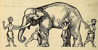 The Blind Men And The Elephant The Psychology Of Conditioned Reflexes Unariun Wisdom
