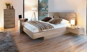 Mervent Smoked Oak Modern Bedroom Toronto By GAUTIER TORONTO - Gautier bedroom furniture