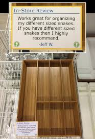 true hero spreads fake in store product reviews all over ikea