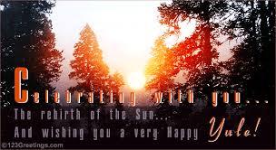rebirth of the sun free yule ecards greeting cards 123 greetings