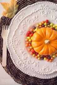 pen paper flowers styling thanksgiving place setting ideas