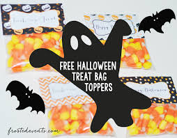 halloween treats for kids free printable