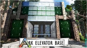 ark elevator workshop showcase ark survival evolved