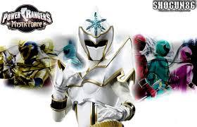 power rangers mystic force shogun86 deviantart
