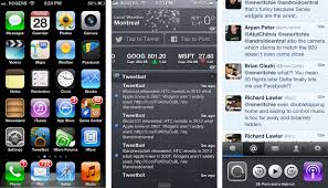 htc learns in 2013 what apple knew back in 2007 widgets aren u0027t