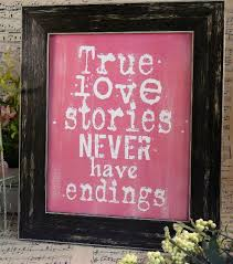 wedding quotes pdf true stories never endings sign digital wedding pdf