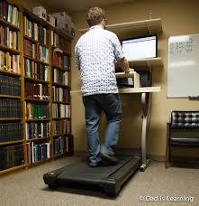 Computer Desk Treadmill Treadmill Desk Or How Computer Nerds Live And Prosper