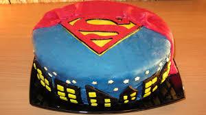 superman fondant cake fondant cake decorating for beginners