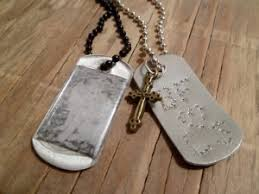 personalized dog tag necklace personalized dog tag necklace tutorial allfreejewelrymaking