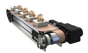 review of modern conveyor technologies integrated drives
