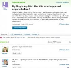 the 40 funniest yahoo questions and answers